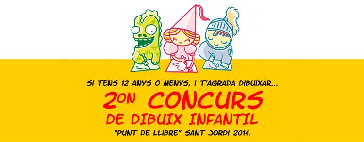Concurso St. Jordi 2014