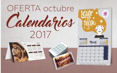 Oferta calendarios 2017